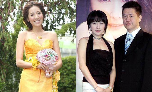 台星戈伟如和前夫林志隆离婚原因,戈伟如有过几次婚姻年轻时美照