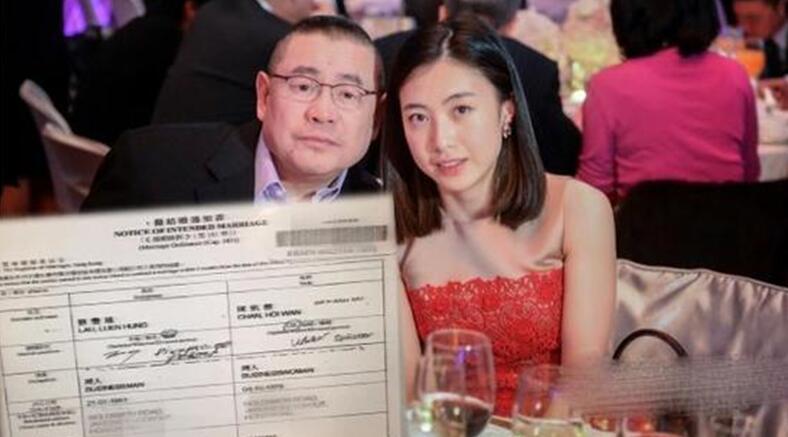 刘銮雄结婚了吗?刘銮雄已申请结婚扶正甘比吕丽君惨遭抛弃原因