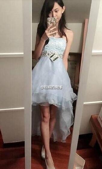 台湾千年一遇美女素颜私照曝光网友惊讶罗晴微博是什么情史遭扒