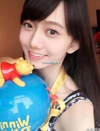 台湾千年一遇美女素颜私照曝光网友惊讶罗晴微博是遭