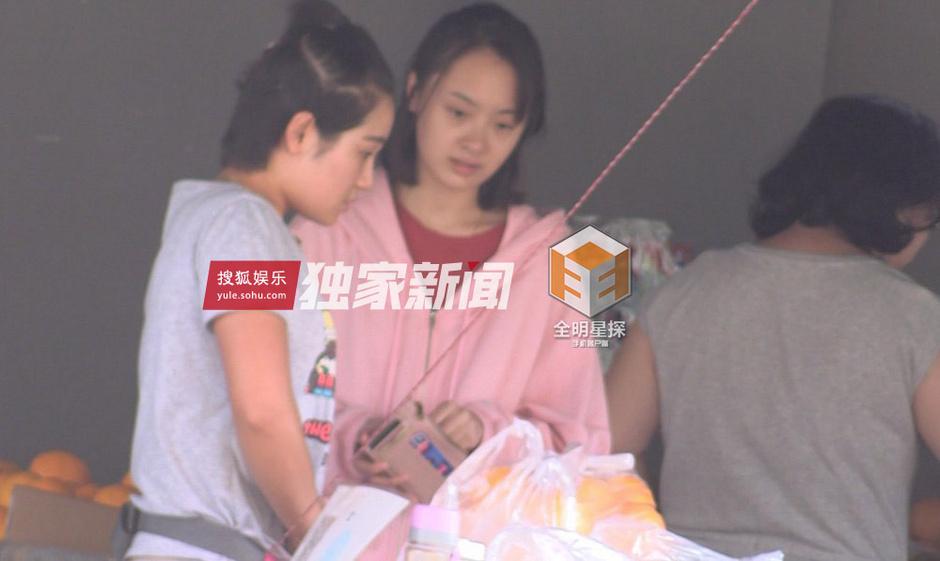 林更新女友孙铱和张嘉译是什么关系 张嘉译孙铱公寓独处亲密画面