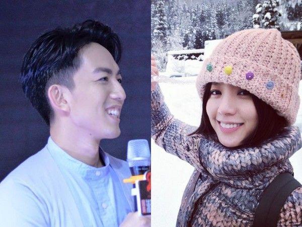 林宥嘉求婚成功什么时候结婚女友丁文琪私照曝光和邓紫棋谁漂亮