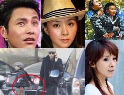 陈坤儿子生母妈妈是谁曝光陈坤何琳结婚照为什么抛弃儿子分手原因