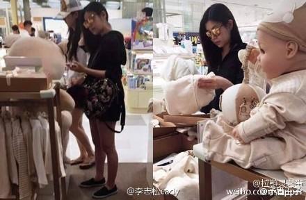 陈妍希宝宝性别曝光是男孩吗陈晓为什么喜欢陈妍希真实原因揭秘