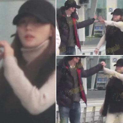 黄轩和女友宋昰昀激吻亲热动图,宋昰昀微博性感私照整容前后对比