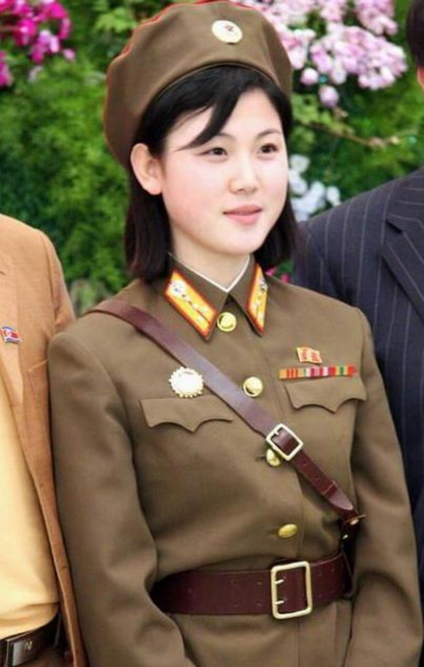 中国边境朝鲜偷渡美少女真实生活照片