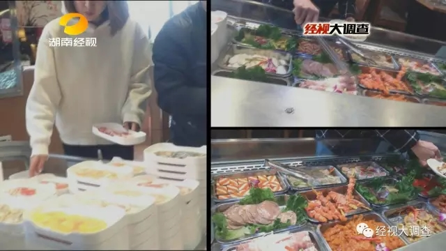 汉丽轩鸭肉变牛肉内幕暗访跟拍图,汉丽轩所有分店都脏不能再吃了