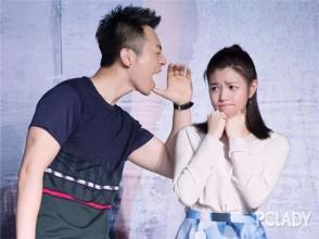 陈妍希朱亚文吻戏视频访谈 陈妍希演北上广2电视剧曾被朱亚文骂