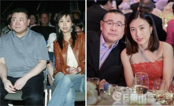 刘銮雄为什么爱甘比真实原因甘比厉害之处和吕丽君面相对比图