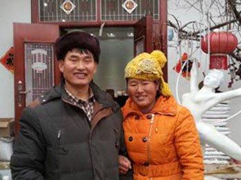 朱之文离婚了吗现任老婆是谁照片资料 朱之文于文华结婚照曝光