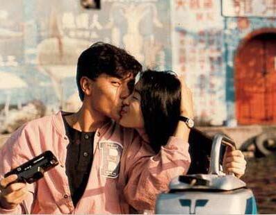 刘德华为何要娶老婆朱丽倩朱丽倩旧照惊为天人年轻性感美照流出