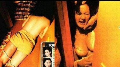 孙菲菲整容前后对比照片吓死人,孙菲菲为什么被剧组导演暴打原因