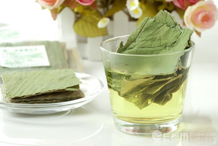 荷叶茶的功效作用能多喝吗 荷叶茶荷叶灰哪个更好怎么喝才能减肥