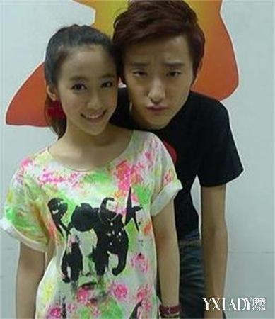 刘美含男朋友是谁照片曝光 刘美含和陈翔什么关系接吻照片流出