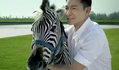 刘德华拍广告受伤势透露照片 刘德华投保3.4亿住院多处骨折休9月