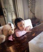 贾云馨2016长大后长发的照片曝光,贾云馨发烧王源去看她视频图
