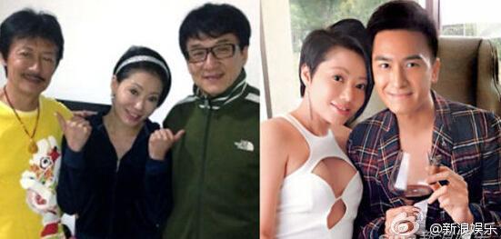 港星陈勋奇和成龙的关系生了啥病?陈勋奇女儿陈开心跳楼自杀原因
