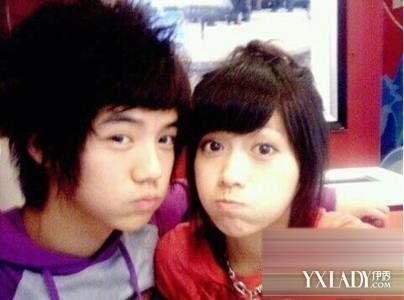 鹿晗的初吻给了谁女朋友照片,鹿晗喜欢什么样的女孩讨厌哪类女生