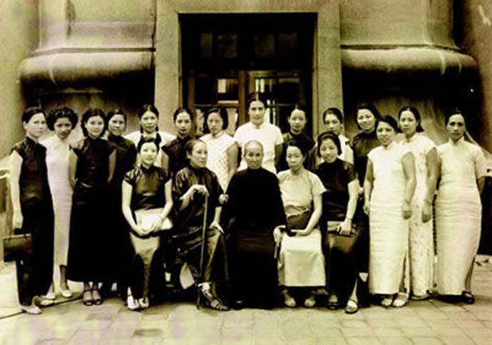 红色特工黄慕兰辞世,黄慕兰陈志皋为何分开八个孩子简介子女现状