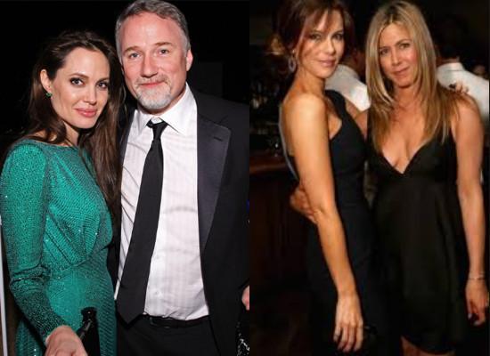 朱莉与安妮斯顿大和解照片PS原图,朱莉和安妮斯顿谁更红有何恩怨