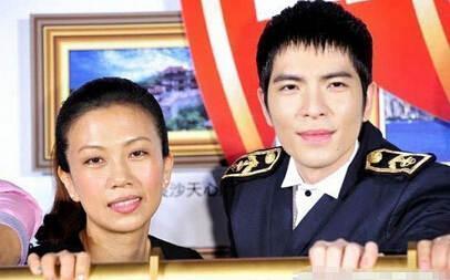 萧敬腾和经理人林有慧激吻照啥时候在一起的?林有慧身份背景揭秘