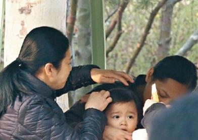刘德华有几个孩子揭秘刘德华老婆二胎生了吗女儿刘向蕙近照曝光