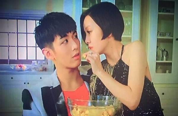 郭采洁现任男友是柯震东吗怎么好上的?郭采洁菜花病因私生活混乱