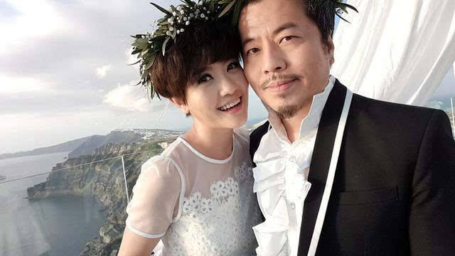 黄国伦前妻任慧君照片资料介绍黄国伦离婚原因老婆寇乃馨是小三吗