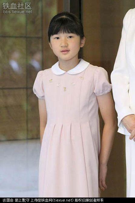 日本爱子公主好丑暴瘦近照得了啥病?爱子公主地位下降不能继位吗