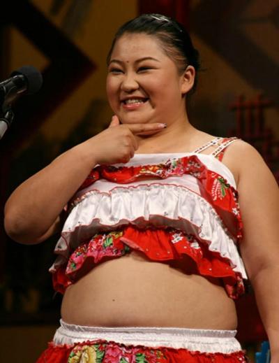 乡村爱情胖丫赵丹怎么减肥成功的照片,胖丫减肥秘籍和老公有关吗
