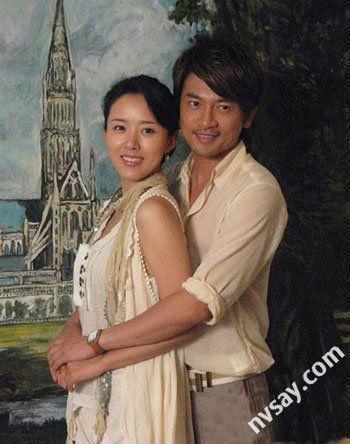 苏有朋的老婆颜丹晨结婚照片曝光真假 苏有朋承认的女朋友是谁