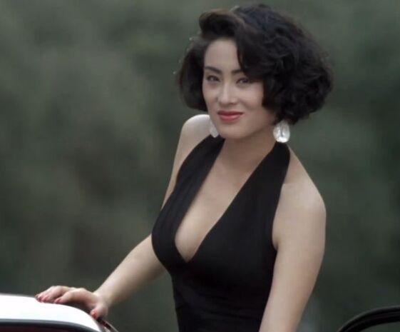 张敏复出浴缸里被吃奶大尺度照片,张敏出轨和老公刘永辉有孩子吗