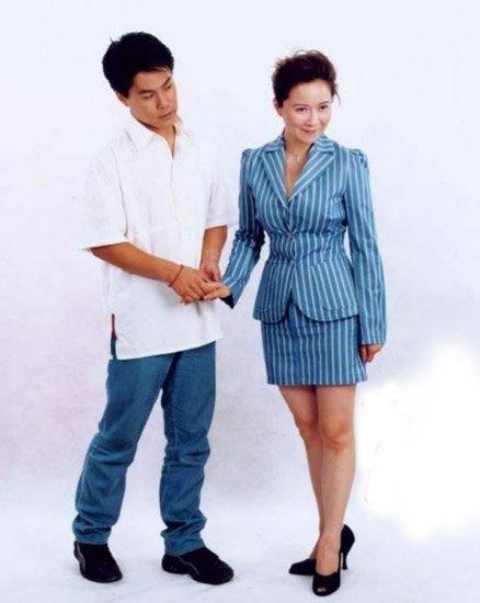 蔡明老公是谁丁秋星个人资料照片曝光 蔡明郭达为什么不搭档原因