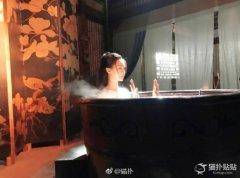 沈梦辰揭香艳古装剧洗澡戏内幕视频 拍洗澡洗为什么要用加湿器图