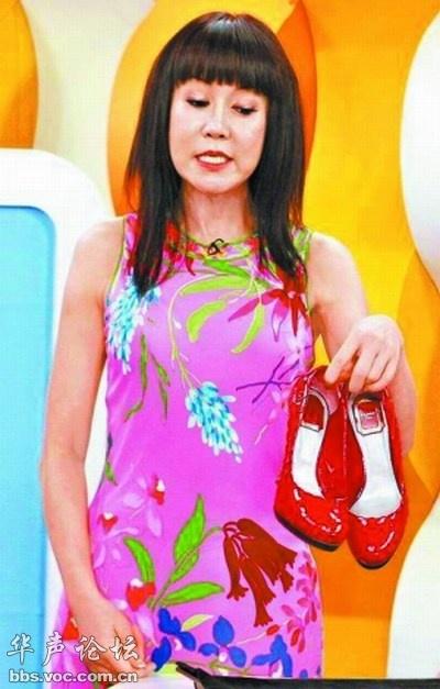 台版金星利菁被罗霈颖霸凌旧鞋事件 罗霈颖微博年轻时候很脏照片