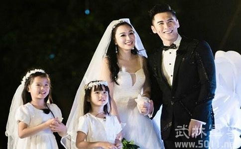 钟丽缇张伦硕相差几岁恋爱过程揭秘张伦硕为什么娶钟丽缇真实原因