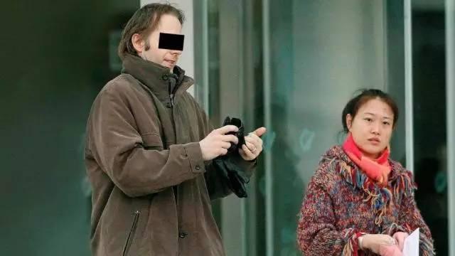 华裔女子李英蕾被杀死前发生什么,李英蕾德国丈夫干嘛的儿子照片