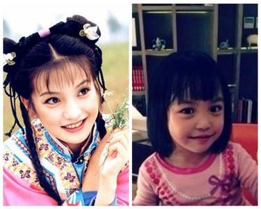 赵薇曾体罚小四月女儿却冷战一周 小四月随赵薇演过电视剧视频