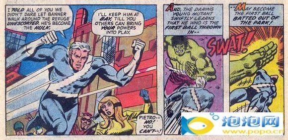 快银和闪电侠谁快能力对比 复仇者联盟2快银死了怎么死的真相揭秘