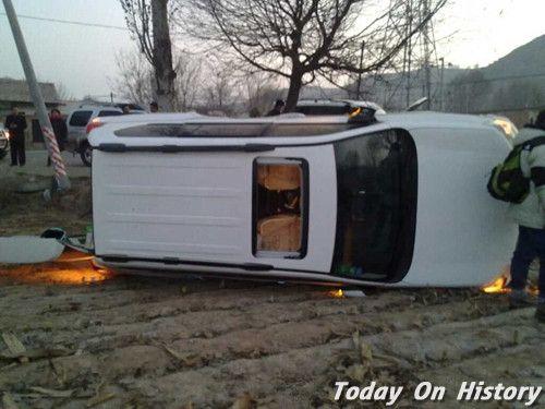 韩红个人资料及车祸事件始末现场视频曝光韩红出车祸开的什么车