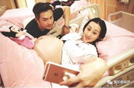 陈浩民老婆蒋丽莎怀上第五胎真的吗 陈浩民晒为爱妻剃毛图片