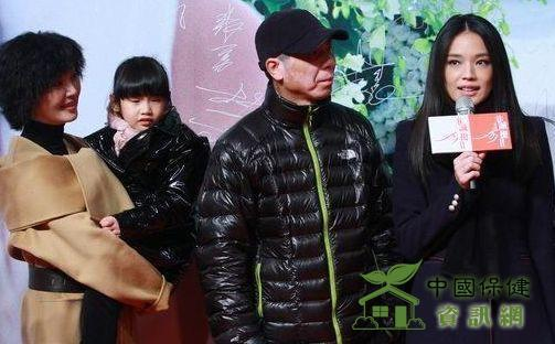 冯小刚女儿冯思语兔唇照片曝光 冯小刚徐帆一共有几个孩子揭秘