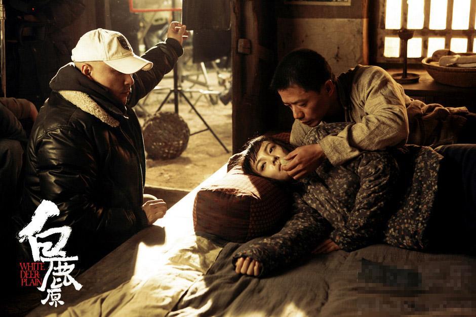 白鹿原黑娃田小娥偷情草堆野合原文,田小娥与五个男人之间的关系