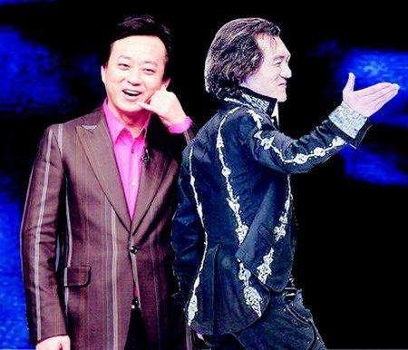 李咏黑色三分钟好尴尬怎么回事 春晚后李咏和朱军打架视频图曝光