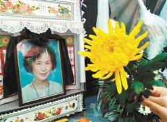秦腔大师肖玉玲去世追悼会现场 肖玉玲简历年轻照片老公子女是谁