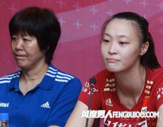惠若琪和朱婷关系怎样矛盾内幕揭秘 惠若琪未战女排大奖赛原因