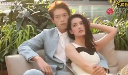 李沁个人资料男朋友是谁照片 魏大勋李沁承认恋情亲吻照曝光