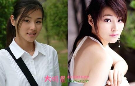 陈怡蓉整容前后照片对比 陈怡蓉老公薛博仁做过那些明星内幕真相