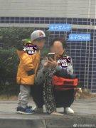 王子文儿子正脸照多大了叫什么?王子文隐婚老公是富二代刘丰源吗