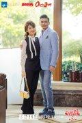 杨烁很爱穿裙子被谁带的有异装癖吗?杨烁现实中老婆王黎雯结婚照